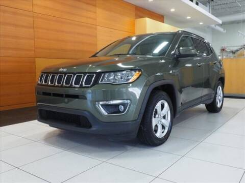 2018 Jeep Compass for sale at Mercedes-Benz of North Olmsted in North Olmstead OH