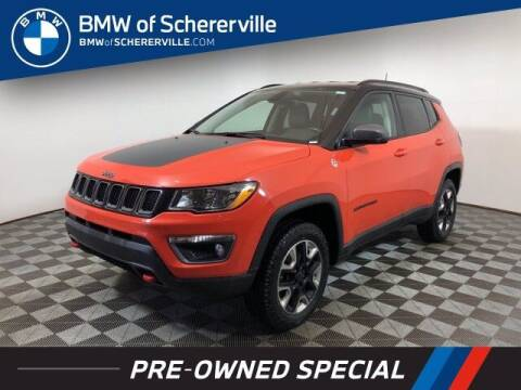 2018 Jeep Compass for sale at BMW of Schererville in Shererville IN