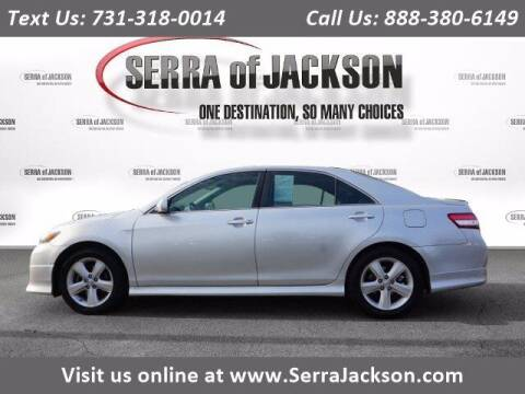 2010 Toyota Camry for sale at Serra Of Jackson in Jackson TN