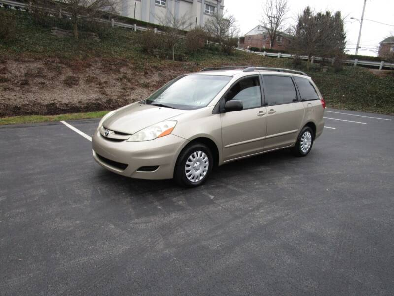 2006 Toyota Sienna for sale at Ridge Pike Auto Sales in Norristown PA