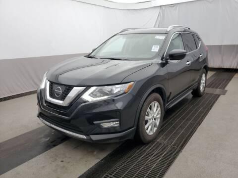 2017 Nissan Rogue for sale at C & M Auto Sales in Detroit MI