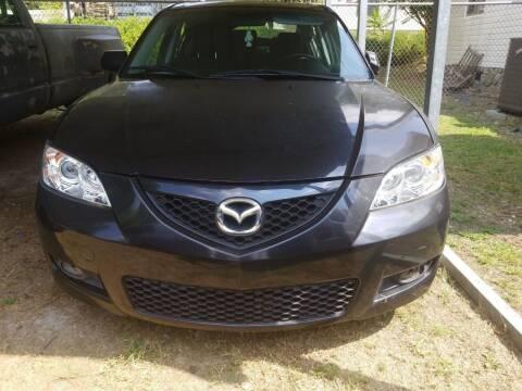 2008 Mazda MAZDA3 for sale at TR MOTORS in Gastonia NC
