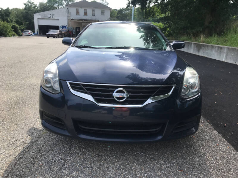 2013 Nissan Altima for sale at Worldwide Auto Sales in Fall River MA
