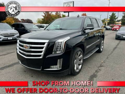 2015 Cadillac Escalade for sale at Auto 206, Inc. in Kent WA