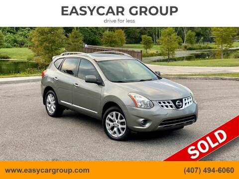 2011 Nissan Rogue for sale at EASYCAR GROUP in Orlando FL