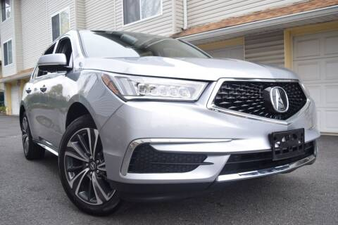 2020 Acura MDX for sale at VNC Inc in Paterson NJ