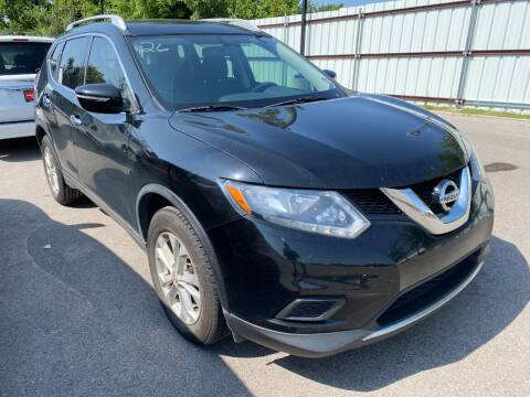2015 Nissan Rogue for sale at Auto Solutions in Warr Acres OK
