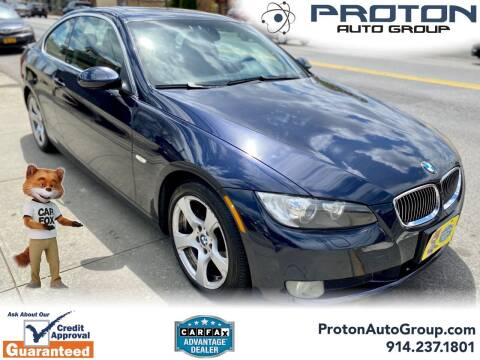 2007 BMW 3 Series for sale at Proton Auto Group in Yonkers NY
