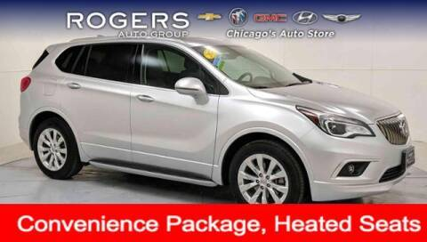 2017 Buick Envision for sale at ROGERS  AUTO  GROUP in Chicago IL