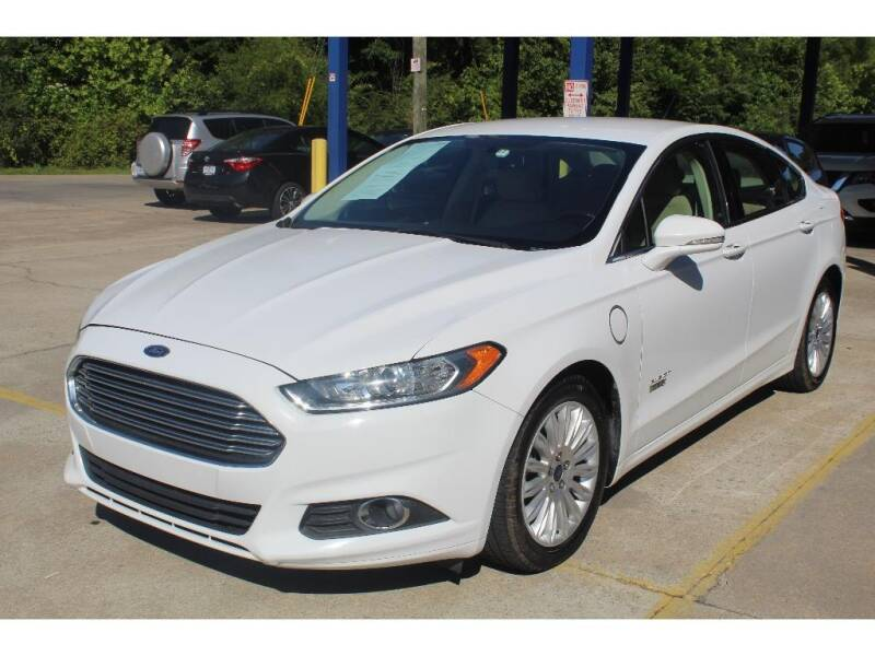 2015 Ford Fusion Energi for sale in Fuquay Varina, NC
