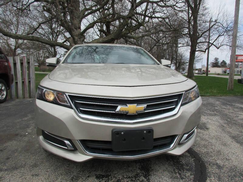 2015 Chevrolet Impala for sale at U C AUTO in Urbana IL
