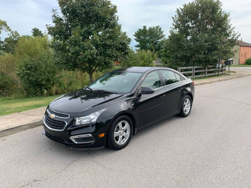 2015 Chevrolet Cruze for sale at Abe's Auto LLC in Lexington KY