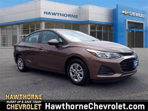 2019 Chevrolet Cruze for sale at Hawthorne Chevrolet in Hawthorne NJ