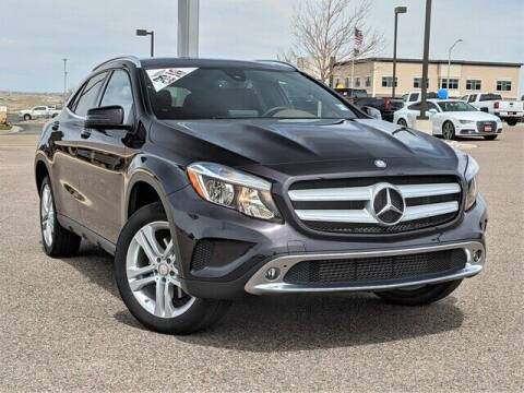 2016 Mercedes-Benz GLA for sale at Rocky Mountain Commercial Trucks in Casper WY