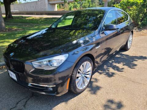 2016 BMW 5 Series for sale at EXECUTIVE AUTOSPORT in Portland OR
