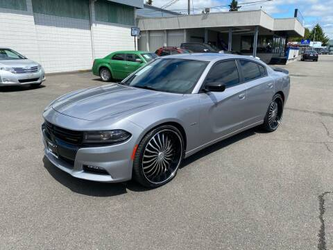 2017 Dodge Charger for sale at Vista Auto Sales in Lakewood WA