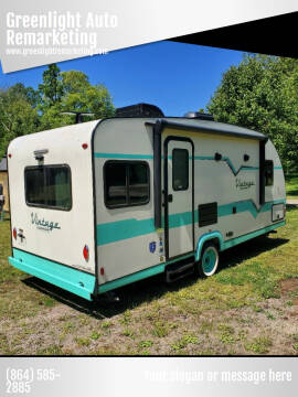 2021 Gulf Stream Vista Cruiser for sale at Greenlight Auto Remarketing in Spartanburg SC