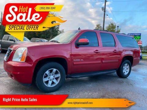 2013 GMC Yukon XL for sale at Right Price Auto Sales in Waldo FL