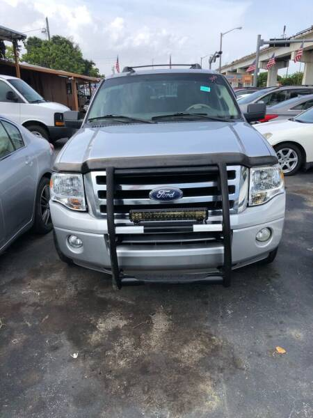 2011 Ford Expedition EL for sale at Auction Direct Plus in Miami FL