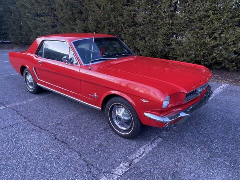 1965 Ford Mustang for sale at Limitless Garage Inc. in Rockville MD