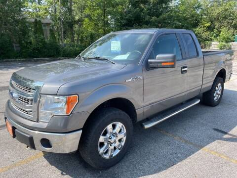 2013 Ford F-150 for sale at TKP Auto Sales in Eastlake OH