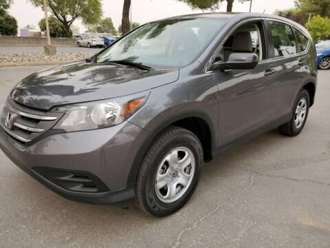2014 Honda CR-V for sale at Matador Motors in Sacramento CA