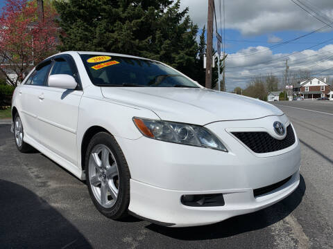 2007 Toyota Camry for sale at Waltz Sales LLC in Gap PA