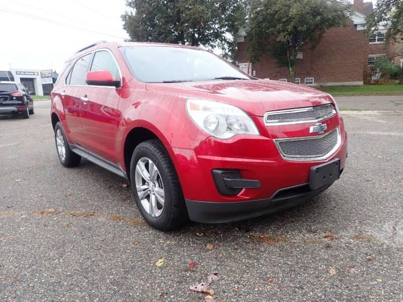 2014 Chevrolet Equinox for sale at Marvel Automotive Inc. in Big Rapids MI