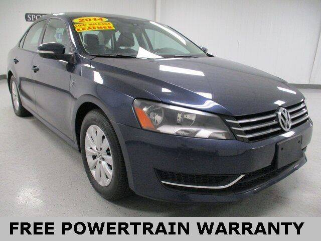 2014 Volkswagen Passat for sale at Sports & Luxury Auto in Blue Springs MO