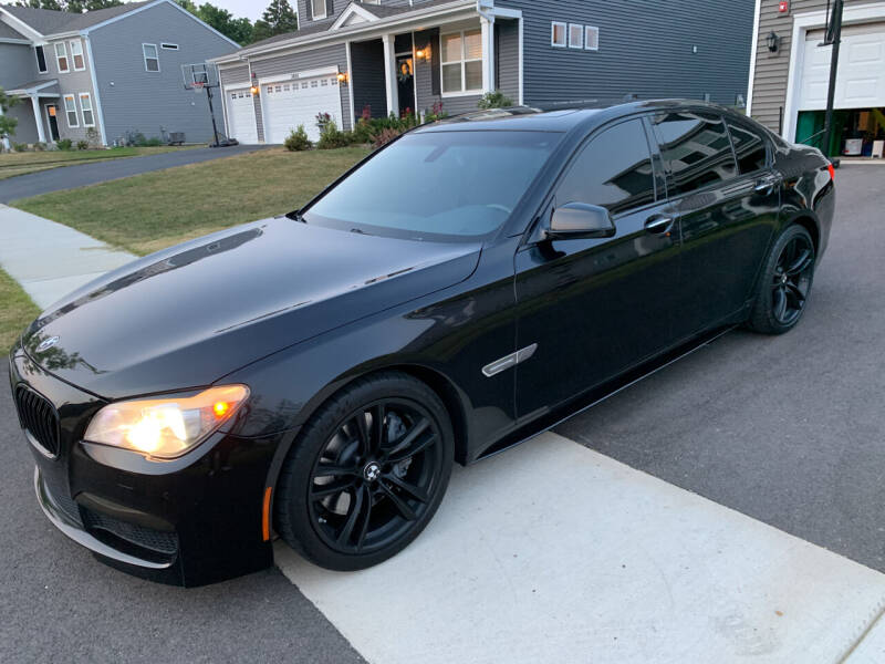 2011 BMW 7 Series for sale at Buy A Car in Chicago IL