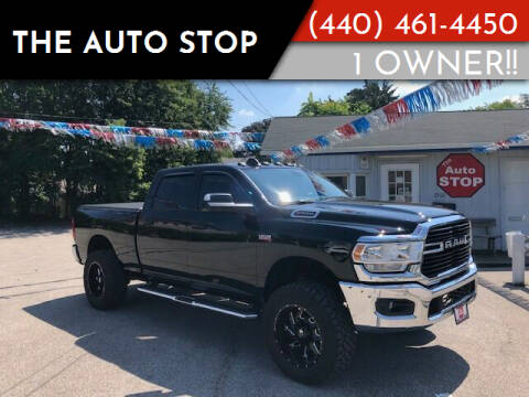 2020 RAM Ram Pickup 2500 for sale at The Auto Stop in Painesville OH