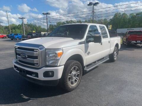 2015 Ford F-250 Super Duty for sale at Tim Short Auto Mall in Corbin KY