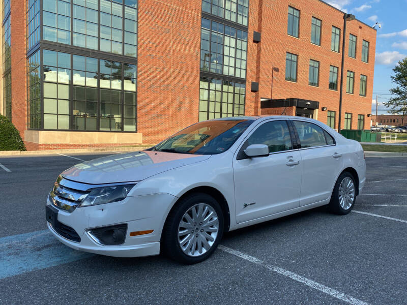 2010 Ford Fusion Hybrid for sale at Auto Wholesalers Of Rockville in Rockville MD