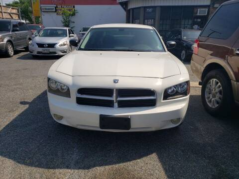 2009 Dodge Charger for sale at Jimmys Auto INC in Washington DC