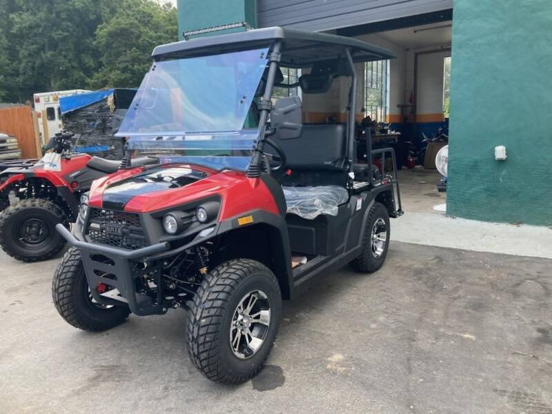 2021 Vitacci Rover 200 for sale at Last Frontier Inc in Blairstown NJ