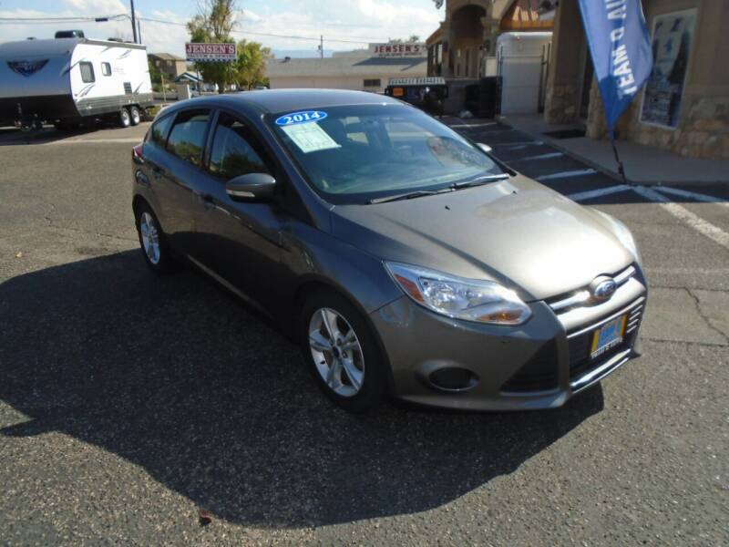 2014 Ford Focus for sale at Team D Auto Sales in Saint George UT