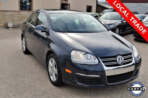 2008 Volkswagen Jetta for sale at LAKESIDE MOTORS, INC. in Sachse TX