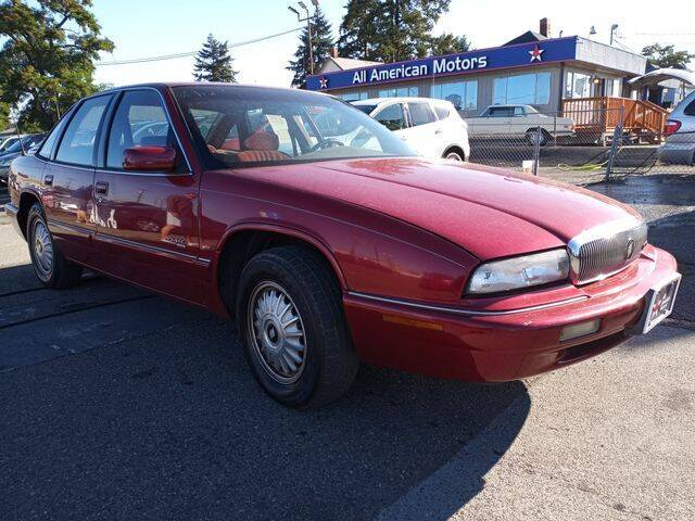 1995 Buick Regal for sale at All American Motors in Tacoma WA