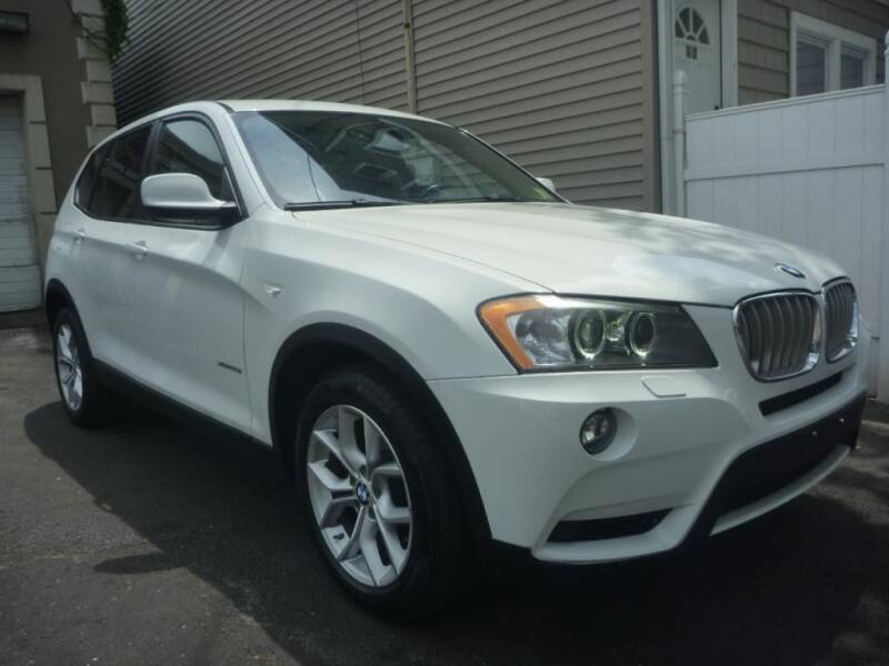 2011 BMW X3 for sale at Pinto Automotive Group in Trenton NJ