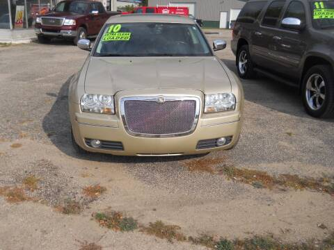2010 Chrysler 300 for sale at Shaw Motor Sales in Kalkaska MI