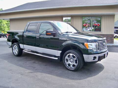 2012 Ford F-150 for sale at RPM Auto Sales in Mogadore OH