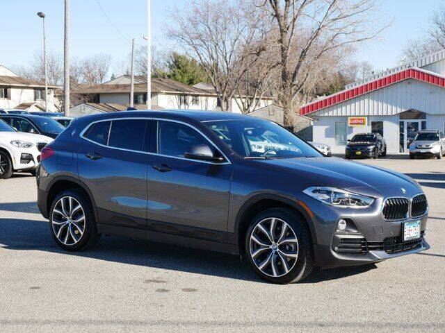 2020 BMW X2 for sale at Park Place Motor Cars in Rochester MN