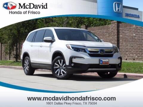 2021 Honda Pilot for sale at DAVID McDAVID HONDA OF IRVING in Irving TX