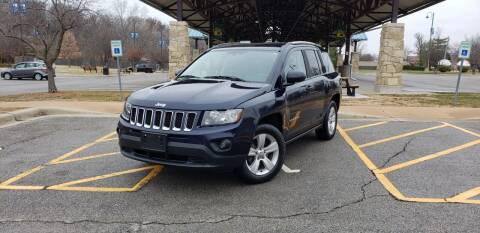 2014 Jeep Compass for sale at D&C Motor Company LLC in Merriam KS