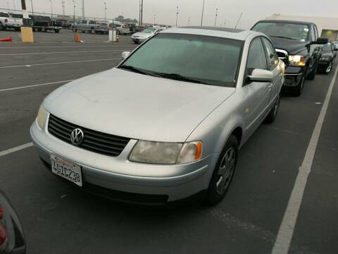 1999 Volkswagen Passat for sale at Kansas Car Finder in Valley Falls KS
