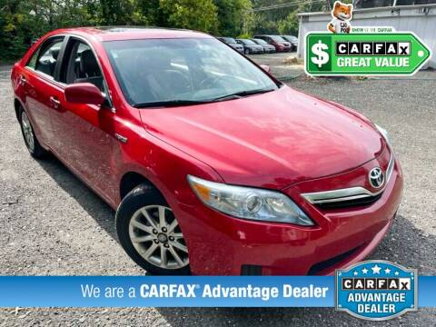 2010 Toyota Camry Hybrid for sale at High Rated Auto Company in Abingdon MD