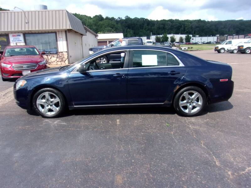 2010 Chevrolet Malibu for sale at Welkes Auto Sales & Service in Eau Claire WI
