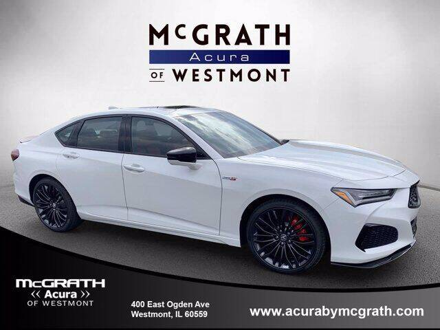 2021 Acura TLX for sale in Westmont, IL