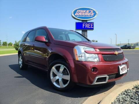 2008 Chevrolet Equinox for sale at Monkey Motors in Faribault MN