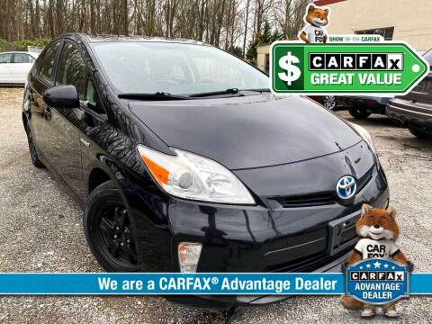 2014 Toyota Prius for sale at High Rated Auto Company in Abingdon MD